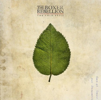 00. The Boxer Rebellion - The Cold Still 2011 cover